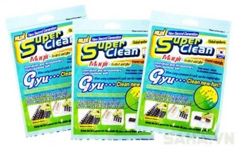 3 Gel làm sạch đa năng Super Clean