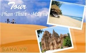 Saha - Tour Phan Thiet – Mui Ne 2N1D