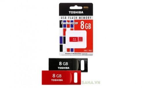 USB Toshiba mini 8GB thế hệ mới