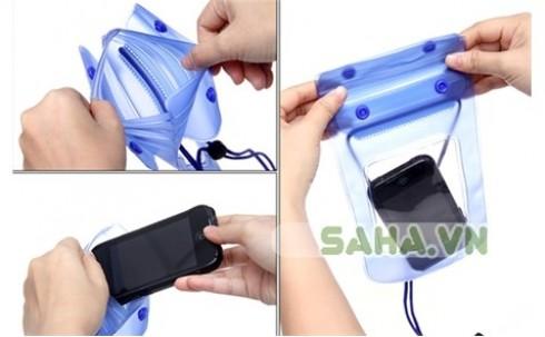 2 Túi chống nước cho điện thoại