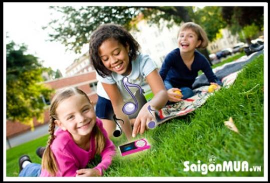 Máy nghe nhạc MP3 Loa ngoài - màn hình hiển thị cực tiện lợi, giúp người nghe thoải mái, nhanh chóng ...