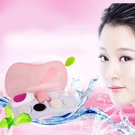 Máy massage rửa mặt Facial Cleanser 7in1