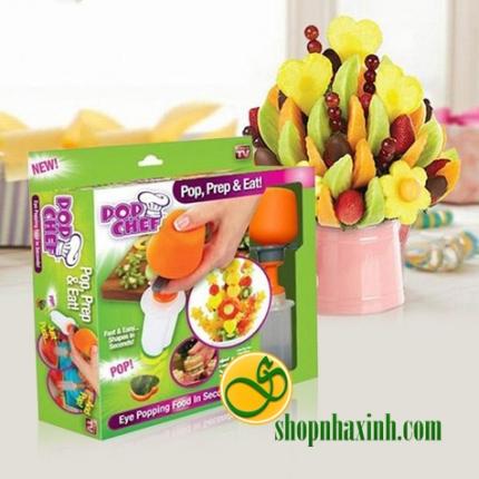 Bộ khuôn cắt trái cây Pop Chef NX5930