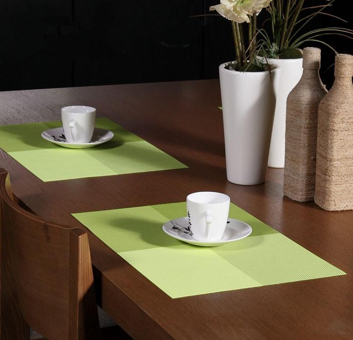 Bộ 04 tấm lót bàn ăn NX105