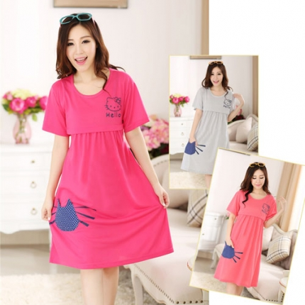 Shop Nhà Xinh - Vay bau ket hop cho con bu NX922