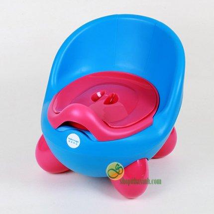 Shop Nhà Xinh - Bo ve sinh color Egg cho be NX112