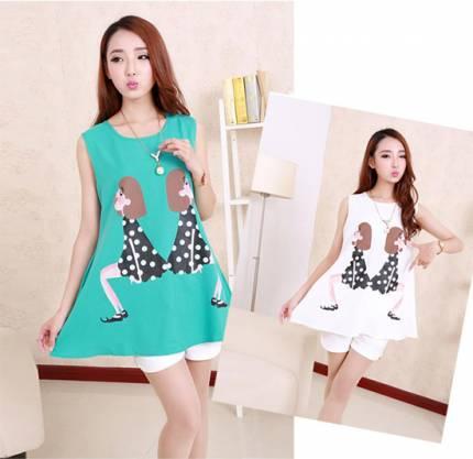 Shop Nhà Xinh - Ao bau dang suong NX1766