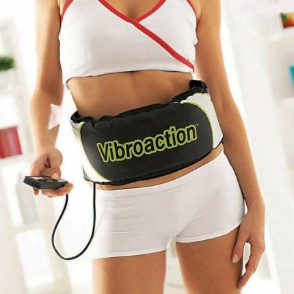 Shop Nhà Xinh - Dai matxa giam beo Vibroaction NX912