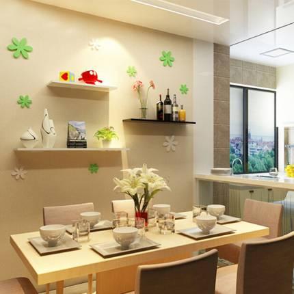 Shop Nhà Xinh - Set 03 ke treo tuong Shop Nha Xinh NX002