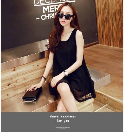 Shop Nhà Xinh - Vay bau ren thoi trang cao cap NX1781