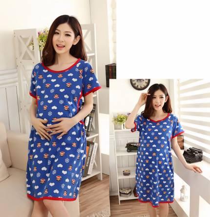 Shop Nhà Xinh - Vay bau ket hop cho con bu NX33-5