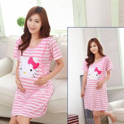 Shop Nhà Xinh - Vay bau ket hop cho con bu NX201