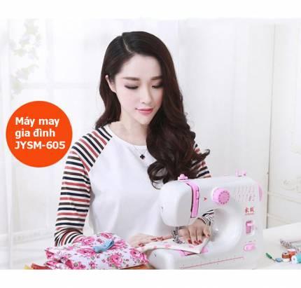 Shop Nhà Xinh - May may mini gia dinh JYSM-605 - 12 kieu may