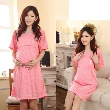 Shop Nhà Xinh - Vay bau cho con bu Sweet heart NX6606