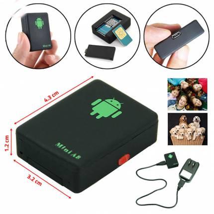 Shop Nhà Xinh - Thiet bi dinh vi Mini A8 - GSM/GPRS/GPS NX750