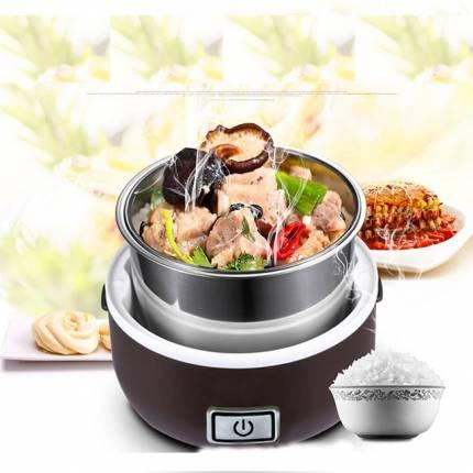 Shop Nhà Xinh - Noi Com Dien Mini Da Chuc Nang 2 Ngan MEIYEN NX008