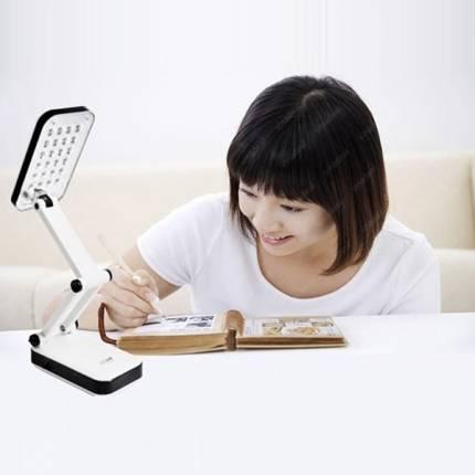 Shop Nhà Xinh - Den doc sach hoc bai 24 bong sieu sang Apple NX02