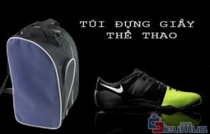 Túi đựng giày thể thao giá chỉ có 71.000đ, kiểu dáng hiện đại, bắt mắt. thật dễ dàng và tiện lợi cho bạn và người thân khi đi chơi thể thao.