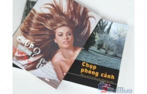 Combo 2 sách dạy chụp phong cảnh và chân dung giá chỉ có 166.000đ, là phương tiện giúp bạn tiến bộ nhanh hơn trong lãnh vực nhiếp ảnh.