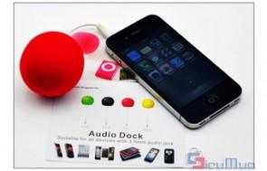 Loa nghe nhạc Mini Ball giá chỉ có 168.000đ, là dòng loa mini gây kinh ngạc với chất lượng âm thanh vượt xa so với kích cỡ của nó.