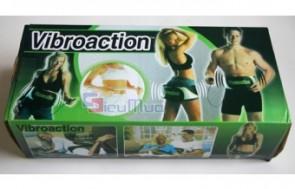Đai massage bụng Vibroaction giá chỉ có 270.000đ, chế độ rung làm phẳng bụng, thon eo, săn chắc bắp đùi, nâng cao vùng mông.