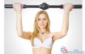 Máy tập cơ ngực Easy Curves giá chỉ có 130.000đ, dễ sử dụng, thiết kế gọn gàng cho bạn mang theo bên mình mọi lúc mọi nơi.