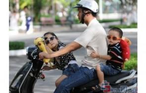 Gối đi xe hình thú dành cho bé giá chỉ có 79.000đ, bảo vệ bé yêu tránh mọi tác động bên ngoài khi tham gia giao thông trên đường. - Sản phẩm cho bé