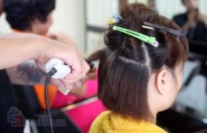 Dịch vụ uốn, duỗi, nhuộm dành cho nam và nữ giá chỉ có 85.000đ, các kiểu tóc cá tính và năng động dành cho boys girls.