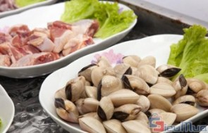 Buffet món nướng và lẩu hải sản tại nhà hàng Xiên Xiên giá chỉ có 130.000đ, không gian ẩm thực độc đáo và thoải mái dành cho bạn và người thân. - 1 - Ăn Uống
