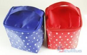 Bộ 3 hộp đựng thức ăn Glass&Lock 400 ML và túi giữ nhiệt giá chỉ có 173.000đ, giữ nhiệt 4 tiếng khi để trong túi giữ nhiệt đính kèm theo.