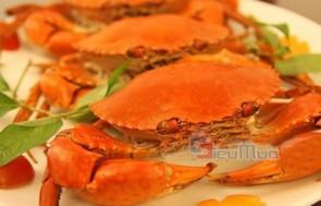 1kg Cua Tươi Sống giá chỉ có 155.000đ, cua Cà Mau tươi sống để chế biến các món ăn, thịt cua ngon ngọt, nhiều chất dinh dưỡng.