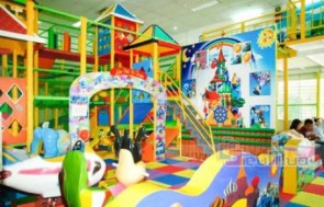Gói vui chơi tại Gia Đình Siêu Nhân giá chỉ có 60.000đ, khu vui chơi giải trí dành cho trẻ em hiện đại và hoành tráng nằm ngay trung tâm TP.HCM.