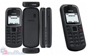 Điện Thoại Nokia 1280 giá chỉ có 280.000đ, thiết kế đơn giản, gọn nhẹ. Bàn phím nổi đẹp mắt, cho bạn thực hiện các ứng dụng một cách dễ dàng, nhanh chóng.