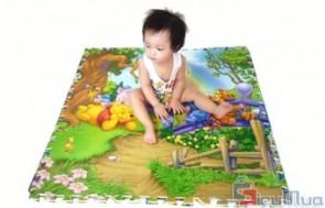 Combo 4 thảm cho bé nằm chơi giá chỉ có 190.000đ, thảm xốp cao cấp với chất liệu nhựa tốt cho bé yêu thoải mái khi nằm chơi. - 1 - Đồ dùng trẻ em - Đồ dùng trẻ em
