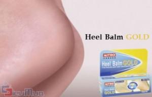 Kem nứt gót chân Nitro 75ml giá chỉ có 95.000đ, được bào chế từ chiết suất thảo mộc thiên nhiên, kết hợp cùng các loại vitamin. Cho bạn cảm giác dễ chịu và thoải mái giúp làm mềm mịn đôi gót chân bạn.