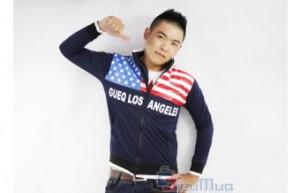 Áo khoác in cờ USA thời trang giá chỉ có 175.000đ, chất liệu thun mịn. Màu sắc dễ phối với trang phục, thể hiện sự nam tính của bạn.