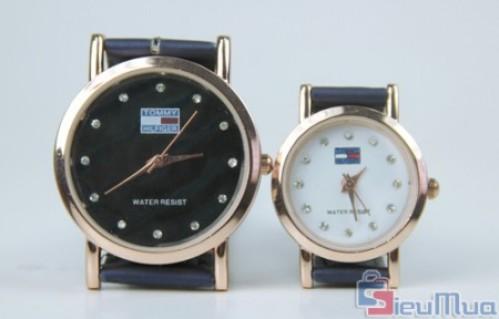 Đồng hồ cặp nam nữ Tommy giá chỉ có 149.000đ, kiểu dáng sang trọng, đa dạng mẫu mã cho bạn thoải mái chọn lựa, thích hợp cho những đôi tình nhân.