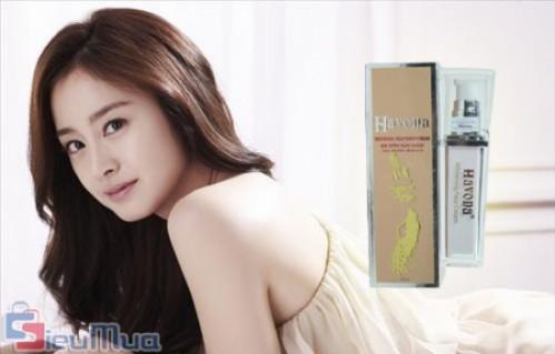 Kem dưỡng trắng da mặt nhân sâm Havona giá chỉ có 188.000đ, giúp các bạn gái có một làn da trắng hồng, rạng rỡ thật đẹp.