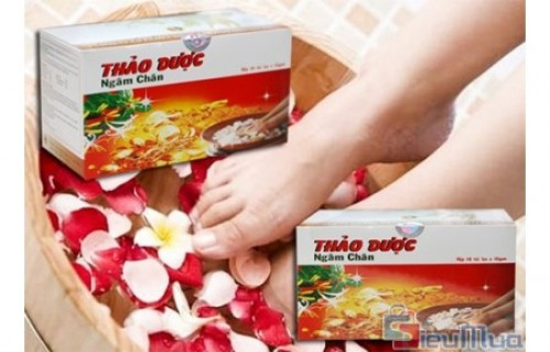 Thảo dược ngâm chân giá chỉ có 70.000đ, tăng sức đề kháng phòng bệnh tật thích hợp cho những người thận yếu. - 1 - Sức khỏe và làm đẹp