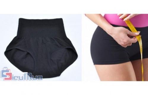 Quần định hình nâng mông, nịt bụng giá chỉ có 68.000đ, thiết kế độc đáo, làm nhỏ gọn phần bụng, làm mịn và giảm nhăn da bụng. - 1 - Thời Trang Nữ - Thời Trang Nữ