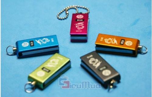 USB HP in hình rồng siêu mỏng 8GB giá chỉ có 135.000đ. Thiết kế nhỏ gọn với lớp vỏ bằng kim loại chống va đập, nhiều màu sắc thời trang.