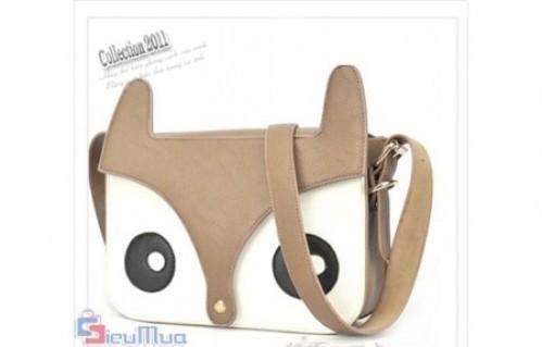 Túi xách cáo phong cách Korea giá chỉ có 139.000đ, kiểu dáng sành điệu, thiết kế duyên dáng mang phong cách Hàn Quốc.