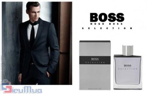 Nước hoa Hugo Boss đẳng cấp dành cho nam giới giá chỉ có 145.000đ, mùi thơm thanh lịch, nồng nàn và tươi trẻ. - Nước Hoa