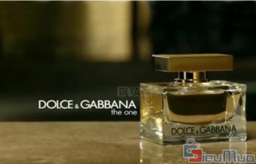 Nước hoa Dolce & Gabbana The One dành cho nữ giá chỉ có 130.000đ, sự quý phái và nữ tính ẩn chứa trong hương thảo dược đặc trưng.Tại nhomMua.com - Nước Hoa