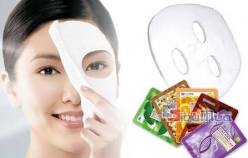 Combo 5 gói mặt nạ 3D giá chỉ có 72.000đ, giúp ngăn ngừa lão hóa, tăng độ đàn hồi, tái tạo độ trắng sáng cho làn da của bạn gái. - 1 - Dịch Vụ Làm Đẹp - Dịch Vụ Làm Đẹp