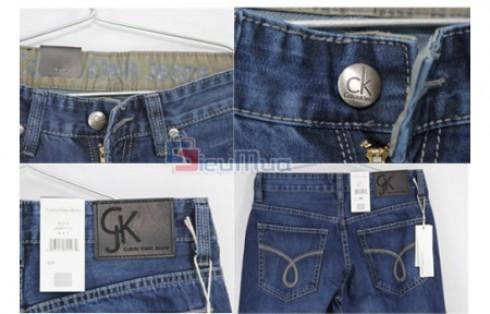 Quần Jeans nam CK giá chỉ có 219.000đ, chất liệu vải jeans mềm mịn, thoáng mát, dễ dàng giặt giũ. Mang đến vẻ trẻ trung, khỏe khoắn cho phái mạnh. - 1 - Thời Trang Nam - Thời Trang Nam