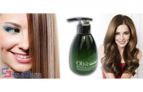 Chai xịt dưỡng tóc oliu 260ML giá chỉ có 75.000đ, cung cấp độ ẩm giúp mái tóc luôn bóng mượt, bồng bềnh, và khỏe đẹp. - 2 - Dịch Vụ Làm Đẹp - Dịch Vụ Làm Đẹp