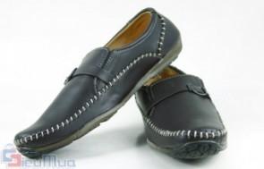 Giầy lười thời trang cho nam giá chỉ có 155.000đ. Chất liệu da tổng hợp, giày có form dáng chuẩn, ôm gọn đôi chân, cho bạn cảm giác thoải mái. - 1 - Thời Trang Nam - Thời Trang Nam