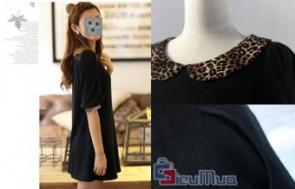 Đầm BabyDoll viền beo cá tính giá chỉ có 149.000đ. Chất liệu voan tơ. Màu sắc đa dạng, hài hòa mang lại cho bạn gái nét trẻ trung, xinh xắn. Mang phong cách hiện đại nét dịu dàng và quyến rũ.