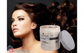 Hấp dầu lạnh GOLDWFIL 1000ML giá chỉ có 95.000đ. Cung cấp chất dinh dưỡng phục hồi tóc khô,sơ,chẻ ngọn, với mùi hương nhẹ nhàng. Dùng cho tóc khô hay tóc thường, không hư hại nặng.